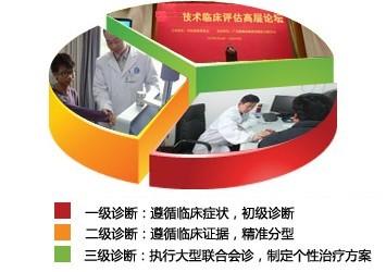 三级诊断标准 精准检测分型